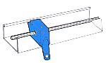 Orientatore-per-barra-a-D-componenti-accessori-meccanismi-tende-alla-veneziana-orizzontali-components-accessories-mechanism-horizontal-venetian-blinds