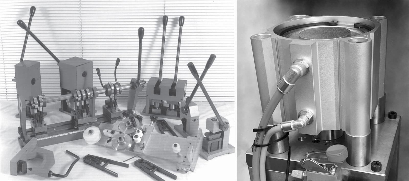 stampi-e-macchinari-per-componenti-per-tende-alla-veneziana-molds-and-machinery-for -components-of venetian-bliids